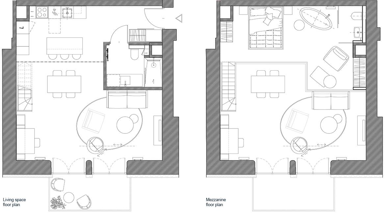 loft-with-mezzanine